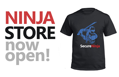 SecureNinja Promotion