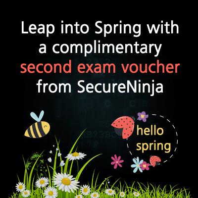 SecureNinja Promotion