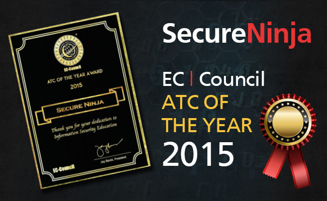 SecureNinja ATC of the Year EC | Council