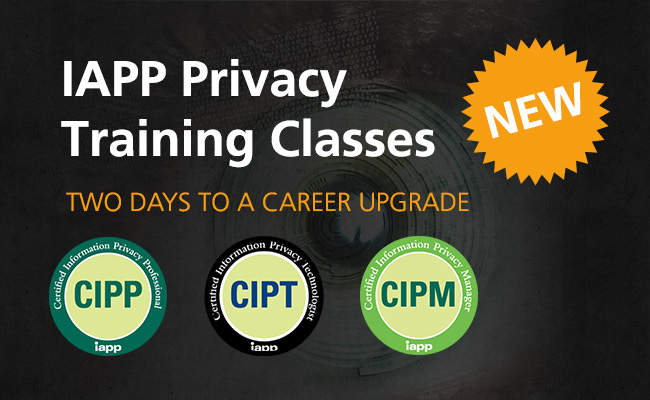 IAPP Privacy Training Classes