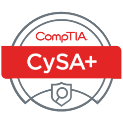 CySA+ - Cybersecurity Analyst